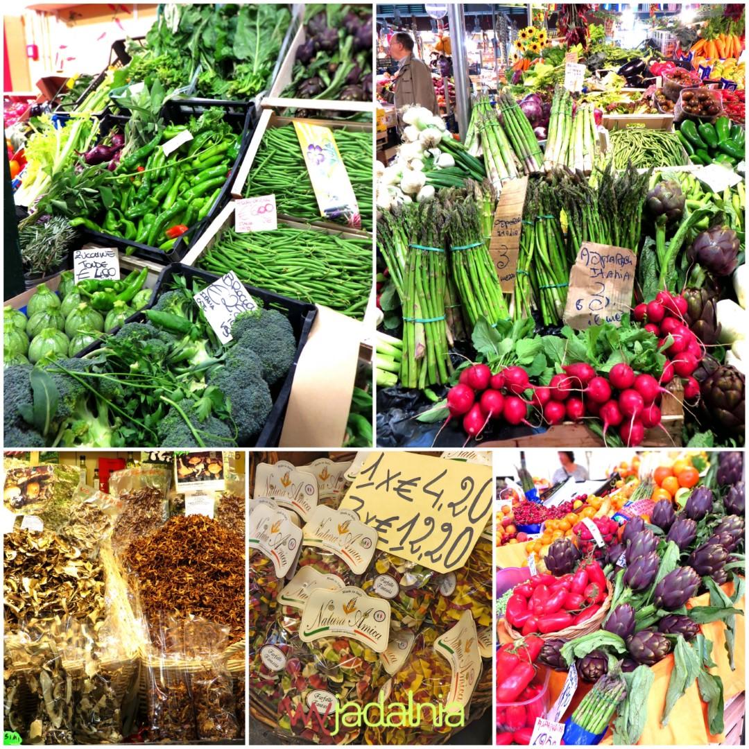 Warzywa na parterze